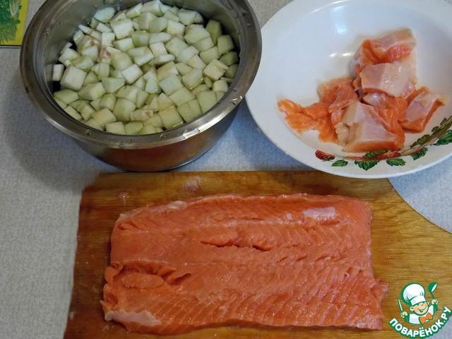 рецепт горького салата на зиму