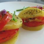 Запеченные помидоры по-итальянcки