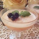 Желе грейпфрутовое с белым вином