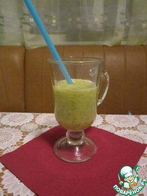 Рецепт Смузи из дыни