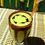 Сок из авокадо