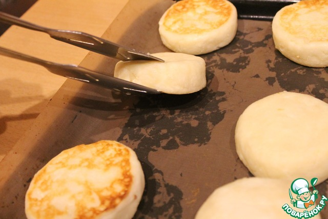 Сырники из творога рецепт с фото пошагово с манкой видео