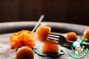 Рецепт Мармелад из фруктового жмыха