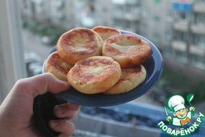 Рецепт Запеченные сырники