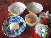 Клубничный торт с йогуртовым кремом ингредиенты