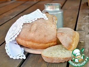 Рецепт Кабачковый хлеб с сыром