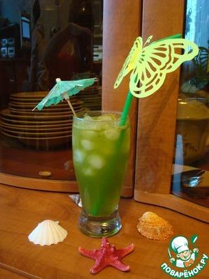 Рецепт Необычный щавелевый лимонад