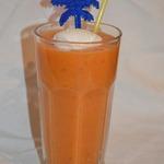 Морковно-апельсиновый коктейль