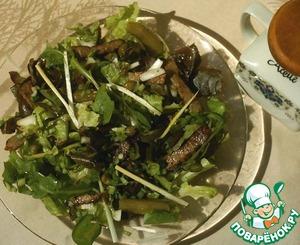 Рецепт Салат с говядиной «Пикантный»