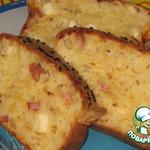 Пирог «Сырная нежность»