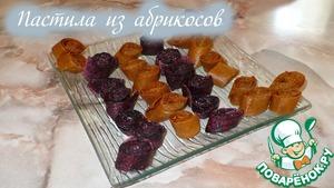 Рецепт Пастила из абрикосов