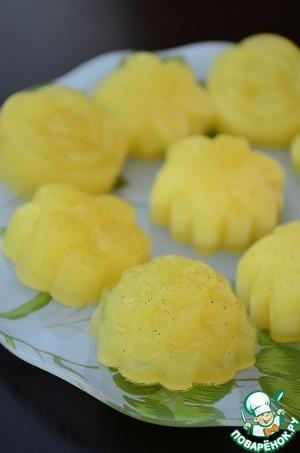 Рецепт Дынно-ванильный мармелад