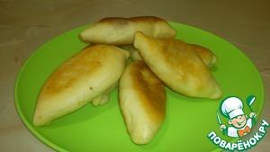 Рецепт Вкусное тесто для пирожков и булочек
