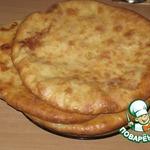 """Осетинские пироги """"Картофыджын"""""""