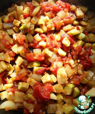 тушеные фаршированные перцы рецепты с фото