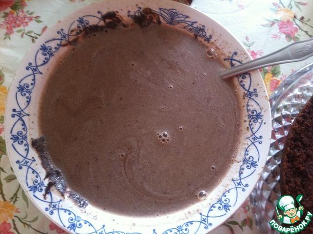Торт мулатка рецепт фото