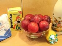 Мороженое сливово-сливочное ингредиенты