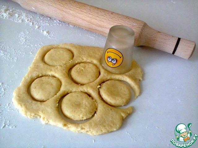 рецепт простенького печенья из малого количества ингредиентов
