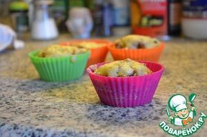 Рецепт Гречневые кексы