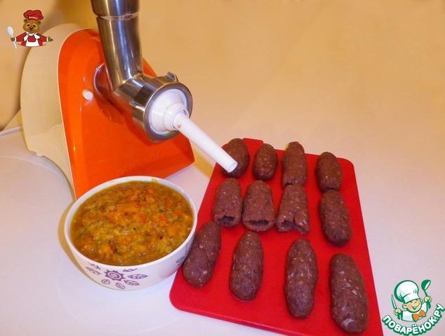 Кеббе в мясорубке рецепт пошагово
