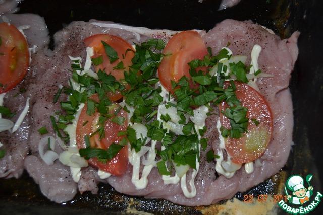 блюда из грудки индейки рецепты с фото