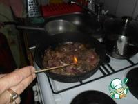 Паштет из куриной печени с черносливом и орехами ингредиенты