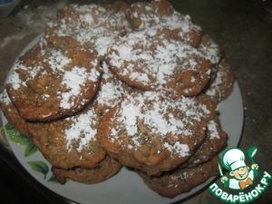 Рецепт Картофельно-медовые постные печеньки