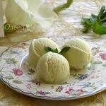 """Мороженое """"Мятный виноград"""""""