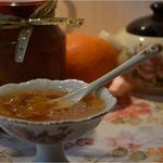 Джем из груш, апельсинов и нектаринов