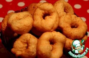 пончики как в детстве рецепт видео