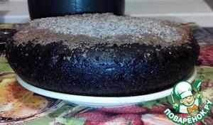Рецепт Влажный шоколадный пирог в мультиварке