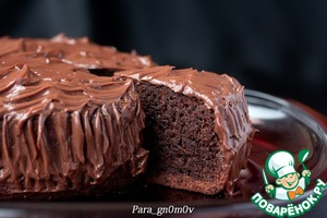 Рецепт Шоколадно-банановый кекс в мультиварке