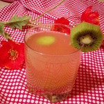 Морс грейпфрутовый