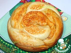 Рецепт Мраморный хлеб приготовленный в мультиварке Stadler Form