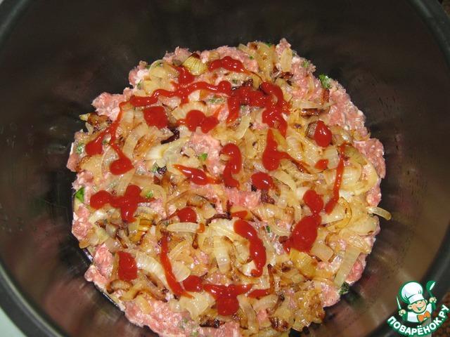 Готовим Запеканка из баклажанов с мясным фаршем рецепт приготовления с фотографиями пошагово #7