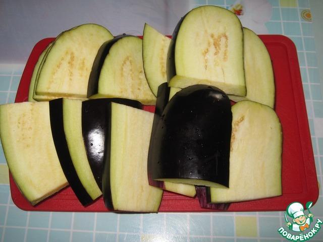 Готовим Запеканка из баклажанов с мясным фаршем рецепт приготовления с фотографиями пошагово #1