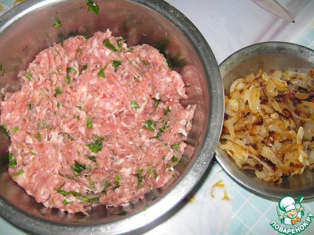 Готовим Запеканка из баклажанов с мясным фаршем рецепт приготовления с фотографиями пошагово #3