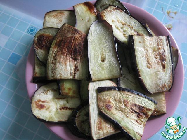Готовим Запеканка из баклажанов с мясным фаршем рецепт приготовления с фотографиями пошагово #4