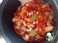 Гуляш из рыбы в томатном соусе ингредиенты