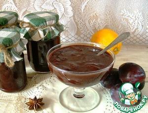 """Рецепт Джем """"Чернослив в шоколаде"""""""