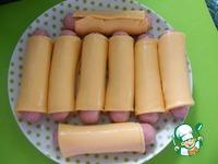 Картофельная запеканка с сосисками и сыром ингредиенты