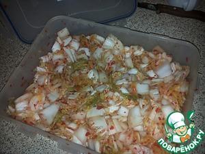 Рецепт Ким чи (Чим чи)