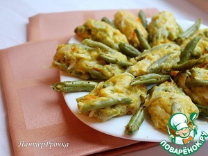 Рецепт Овощные котлеты, приготовленные на пару (в мультиварке)