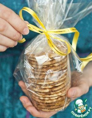 Рецепт Голландские карамельные вафли