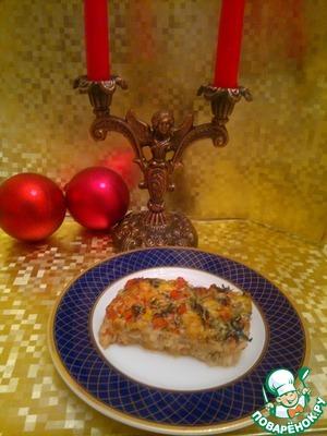 Рецепт Рыба под соево-горчичным соусом