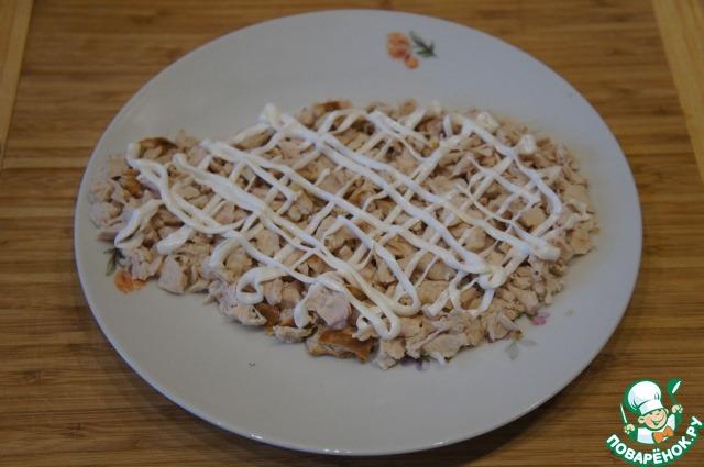 салат неженка ингредиенты