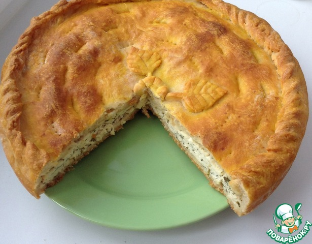 Кекс с творогом рецепт с пошагово