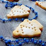 Печенье Сахарные елочки