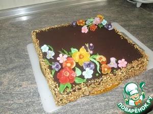 Пражский торт рецепт с фотографиями