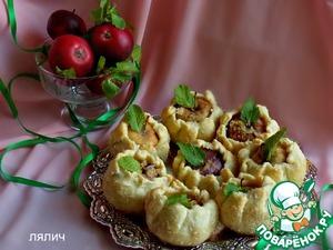 Рецепт Яблоки в заварном тесте